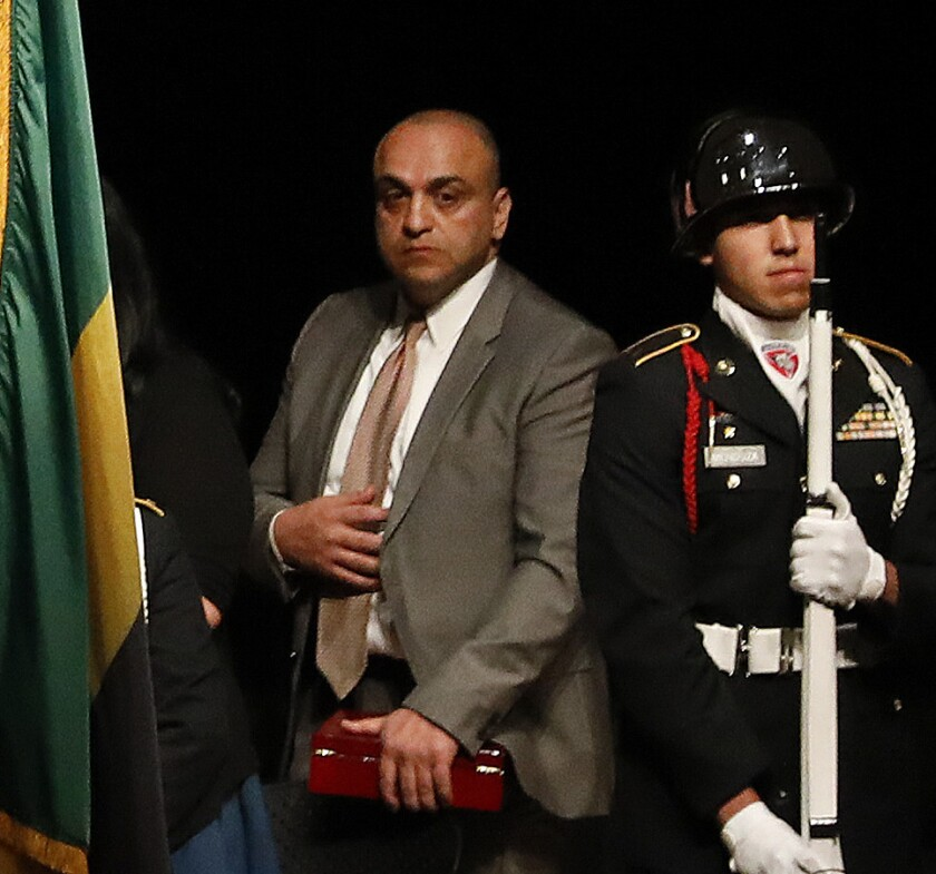 Deputy Caren Carl Mandoyan