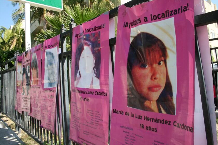 En 1993, en Ciudad Juárez, una mujer era asesinada cada 12 días, por lo que se considera la capital de los feminicidios. Sin embargo, es un flagelo que ha golpeado a toda la república mexicana, reportándose 12,636 asesinatos entre 2000 y 2009.