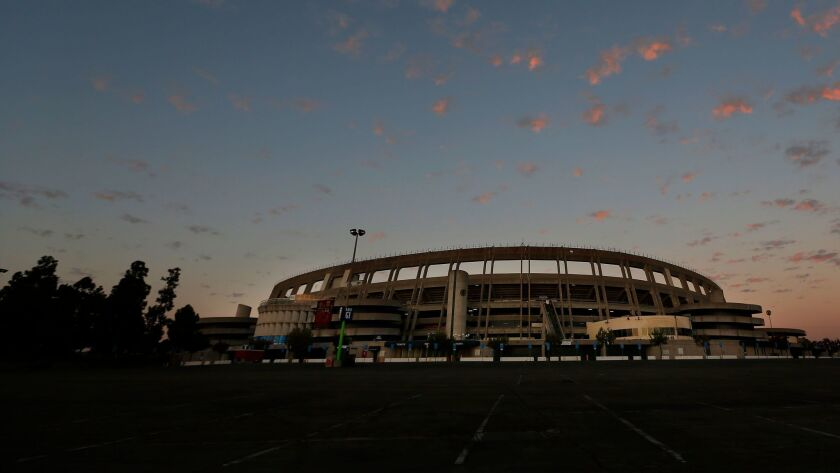 A pair of competing initiatives to redevelop the former Chargers stadium and the surrounding site in Mission Valley will go before voters in November.