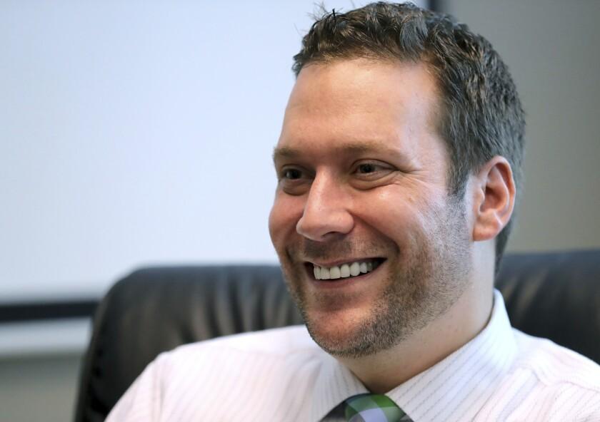 Joel Greenberg, político de Florida y allegado del legislador republicano Matt Gaetz,