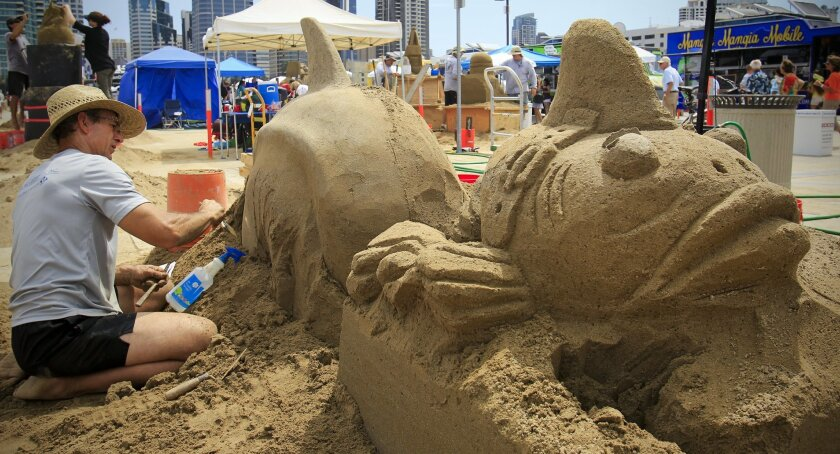 U.S Sand Sculpting Challenge