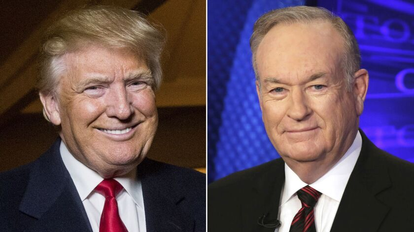 """Bill O'Reilly will publish """"The United States of Trump: How the President Really Sees America,"""" about the life of President Trump."""