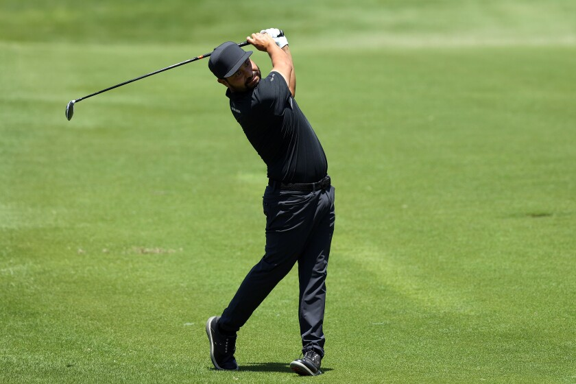 SDSU alum J.J. Spaun was among those who qualified Monday for the U.S. Open at Torrey Pines.