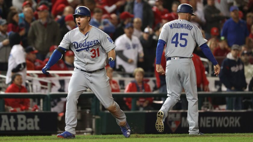 Reconstructing the Dodgers' 2016 Game 5 NLDS win over Washington