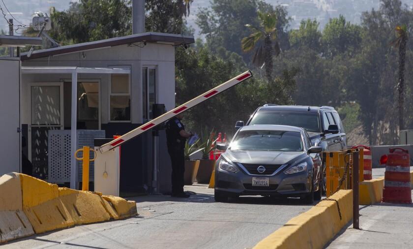 Tijuana medical lane