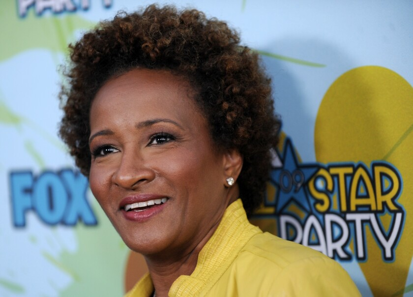 """Comedian Wanda Sykes will executive produce the revived """"Last Comic Standing."""""""