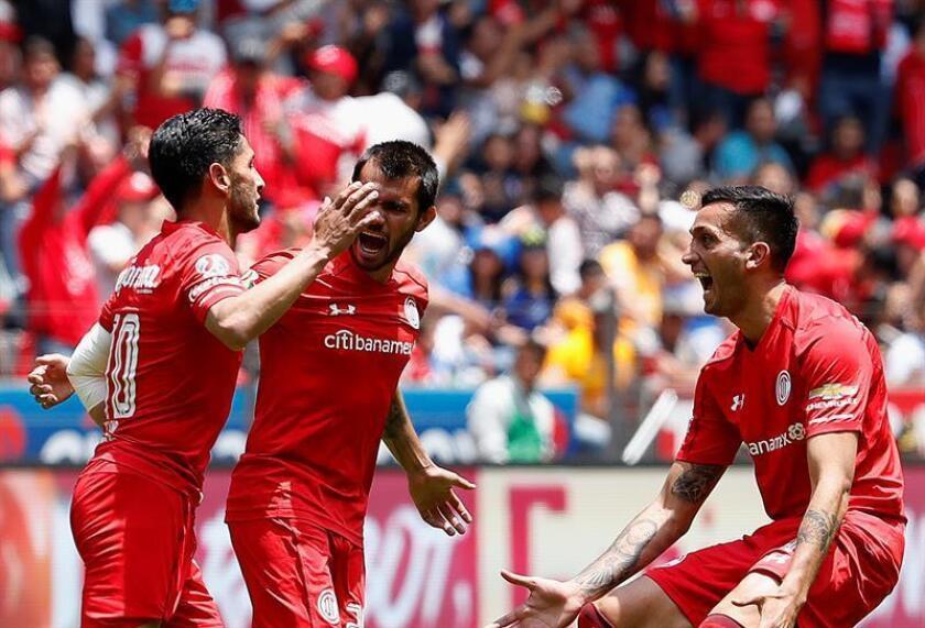 El Toluca busca asegurar el liderato del Clausura en la penúltima jornada