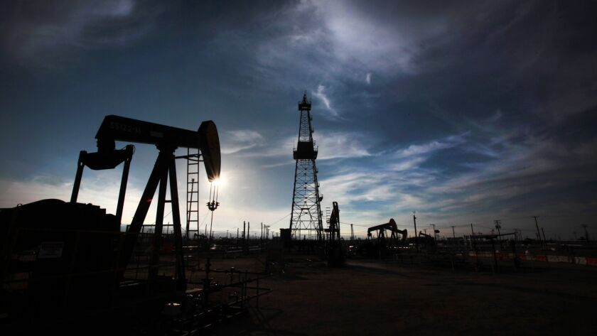 California's ranking as an oil-producing state is slipping - The San