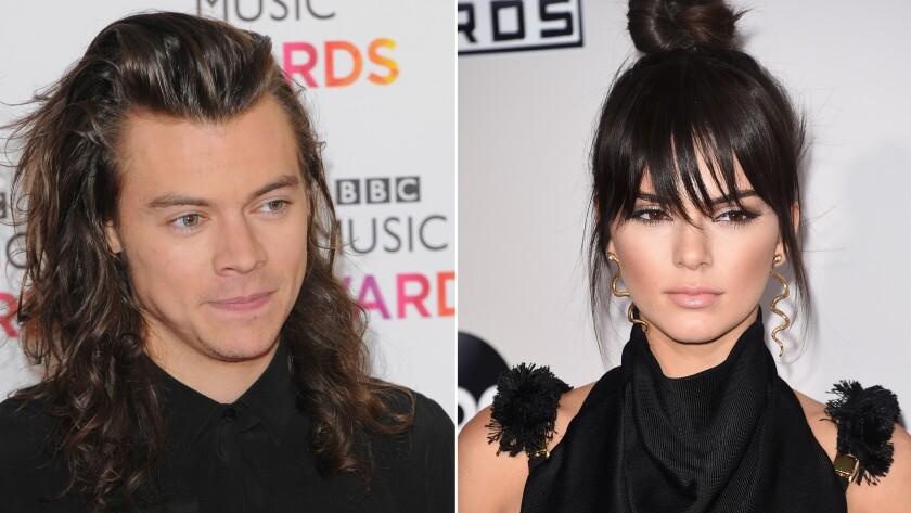 Harry Styles, Kendall Jenner