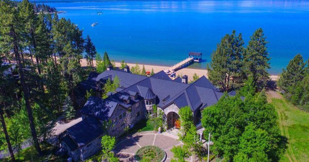 Lake Tahoe ranch where 'Bonanza' was filmed sells for $38 million