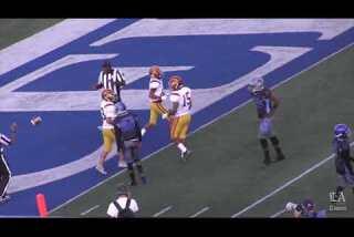 Fairfax running back Ramses Hernandez