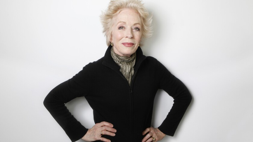 "Says actress Holland Taylor, ""I haven't been much altered by my relationships because I think I've never had many that ... cut deeply into my life."" But this time it's different."