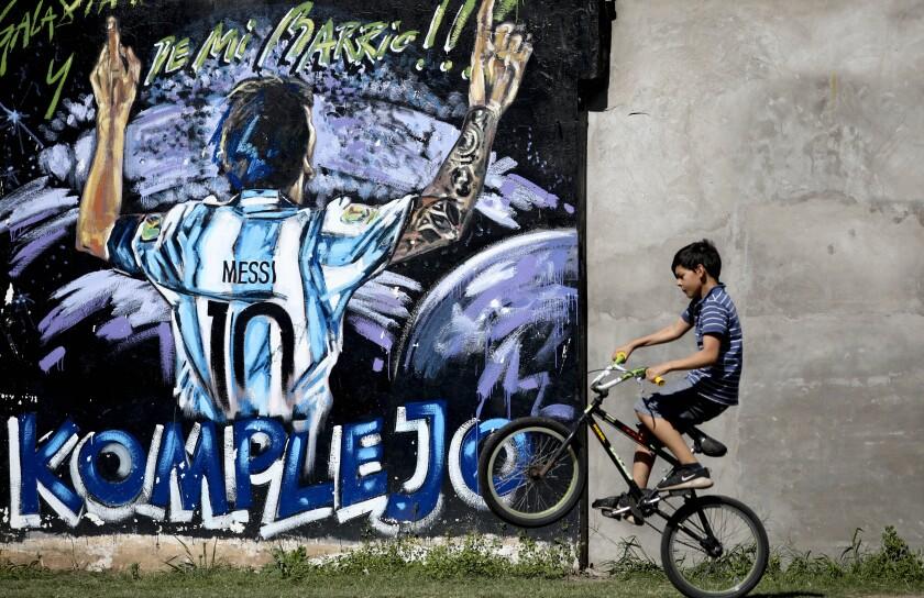 Argentina Messi Tourism