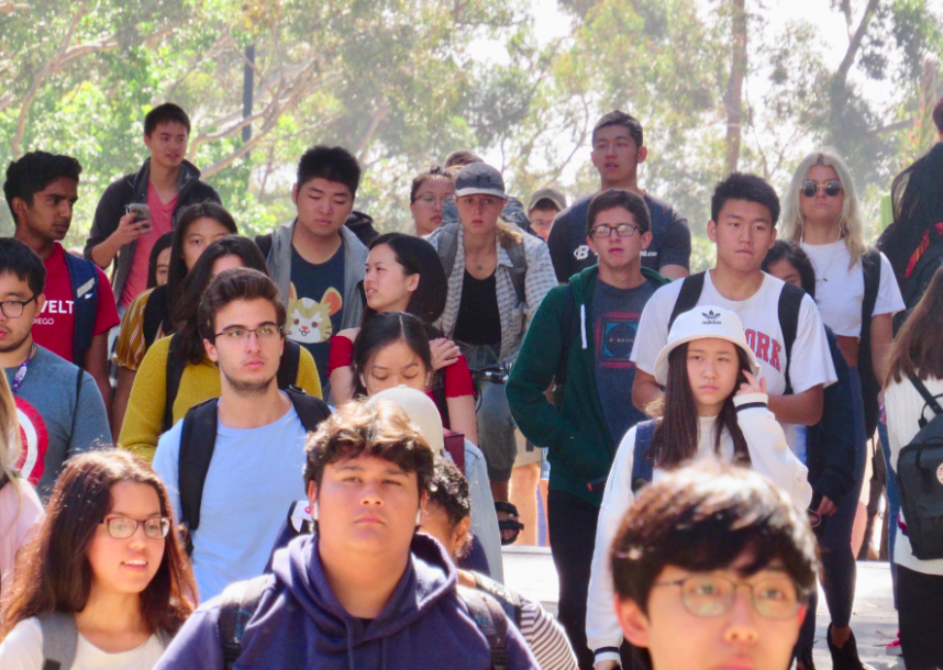 UCSD blows past enrollment goal, nearly hits 40,000 mark