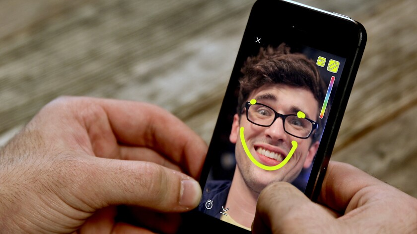 Adding new image-editing features was a big focus for Snapchat last year. Will something else become more important in 2017?