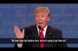 Twitter's take on the final presidential debate
