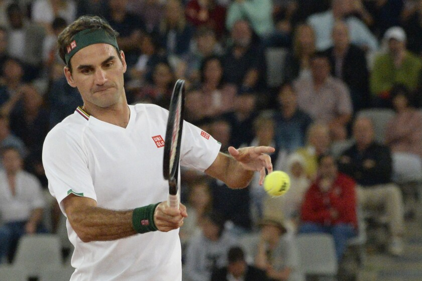 Roger Federer will miss the French Open and several other tournaments after knee surgery.