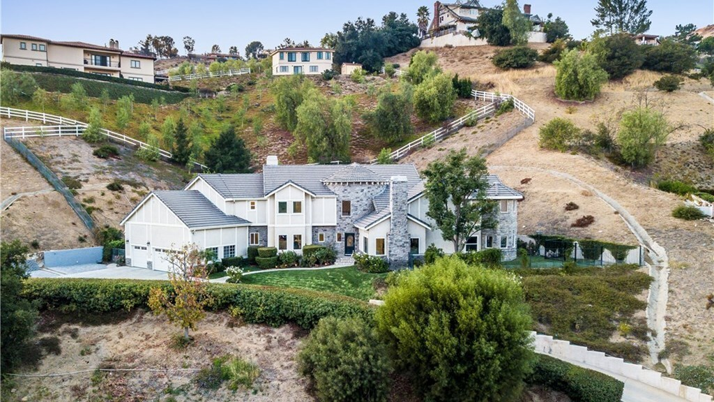 Shaquille O'Neal's Bell Canyon home