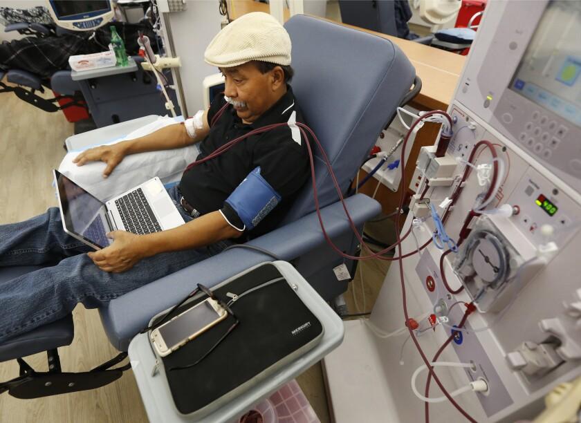 Esta proposición limitaría los beneficios de las clínicas de diálisis renal por motivos ajenos a las necesidades de los pacientes