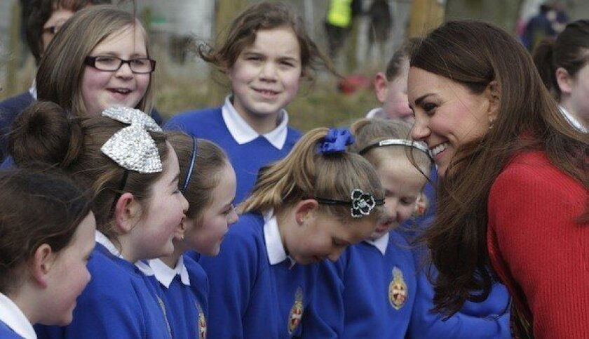 Kate Middleton to follow Princess Diana, Thatcher as ship godmother