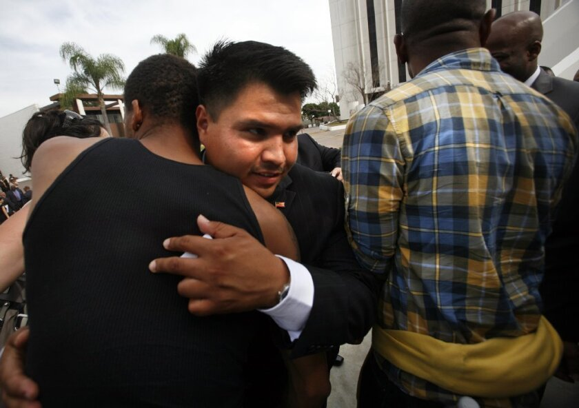 Disappointing debut for Compton's first Latino City Council member