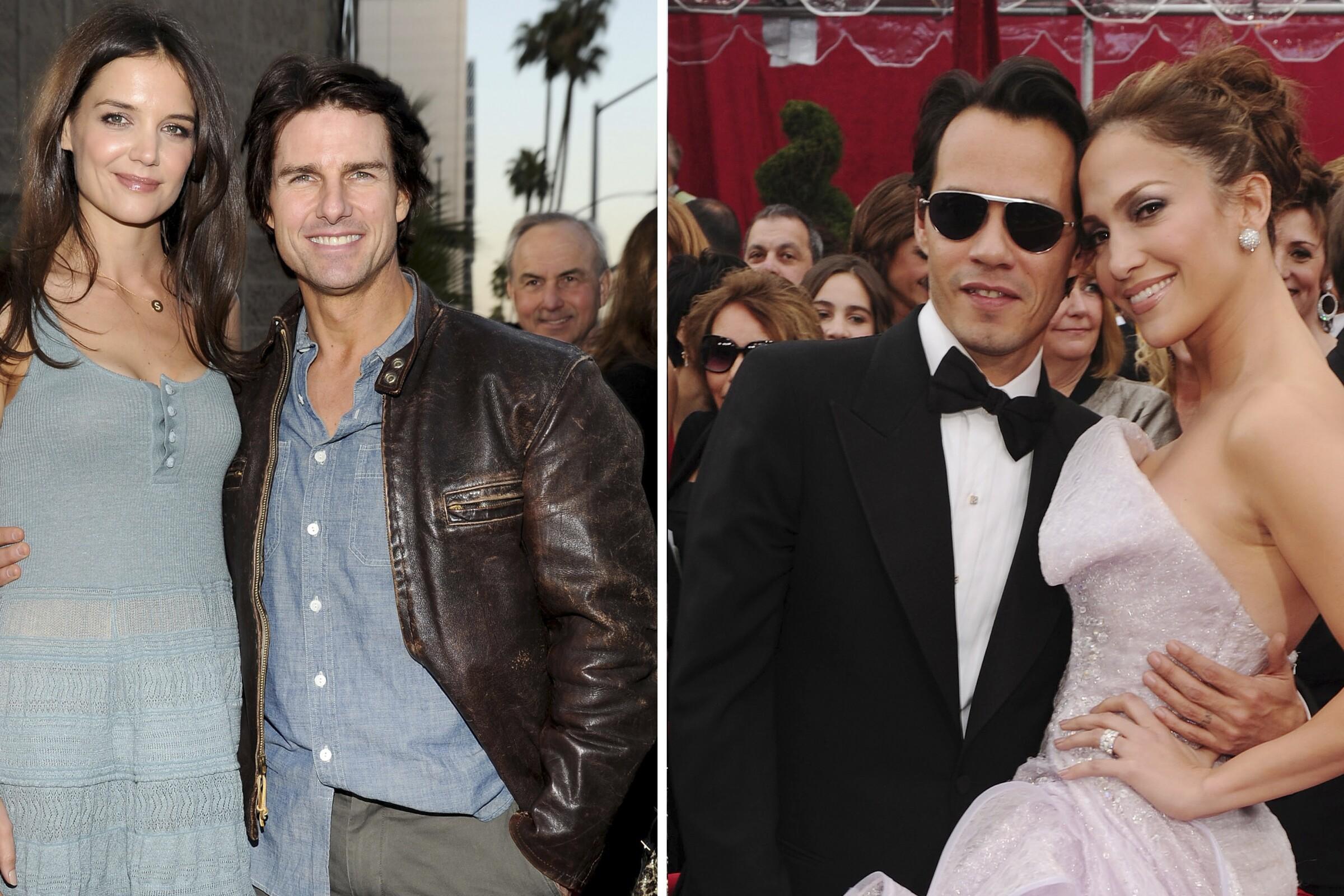 Celebrity divorces of the 2010s