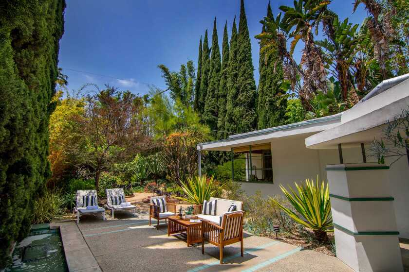 Fairfax home built for actor Wallace Beery in the 1930s is now for sale at $1.685 million.