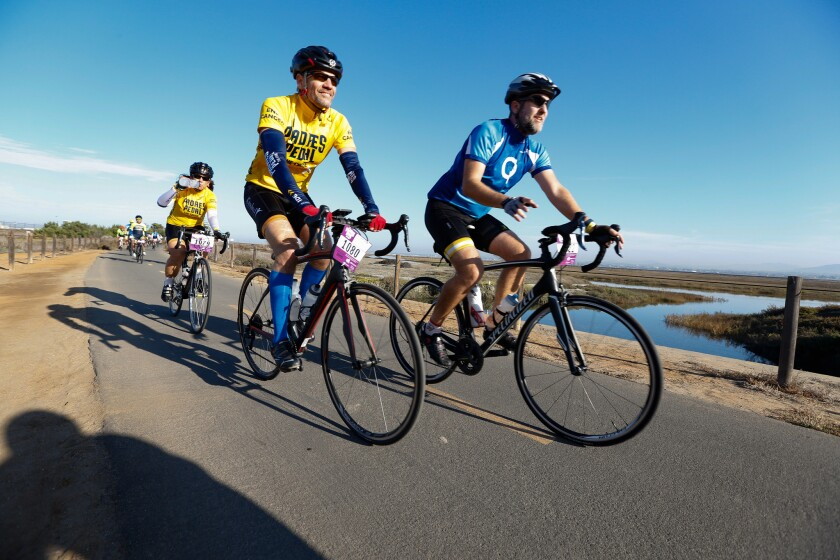 Pedal the Cause raises funds for cancer research.