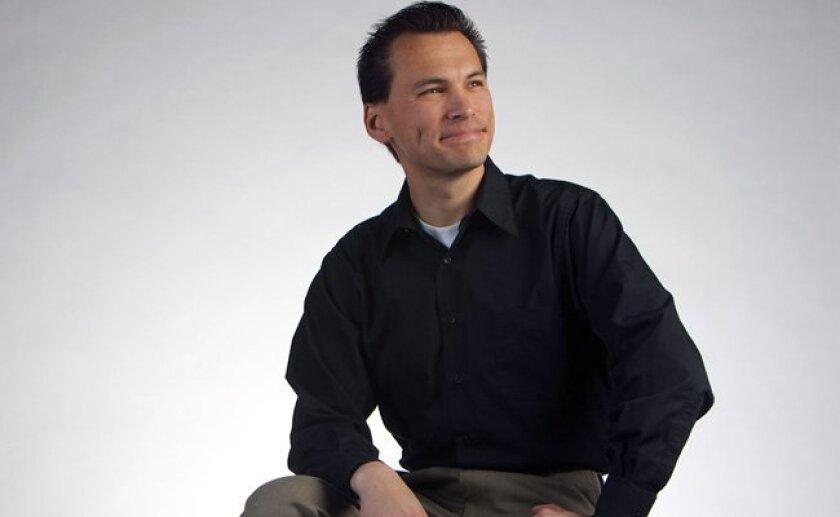 Brandon Hernández, food writer and U-T Superdiner.