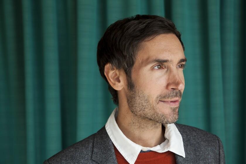 """Malik Bendjelloul, director of """"Waiting for Sugarman,"""" in 2013."""