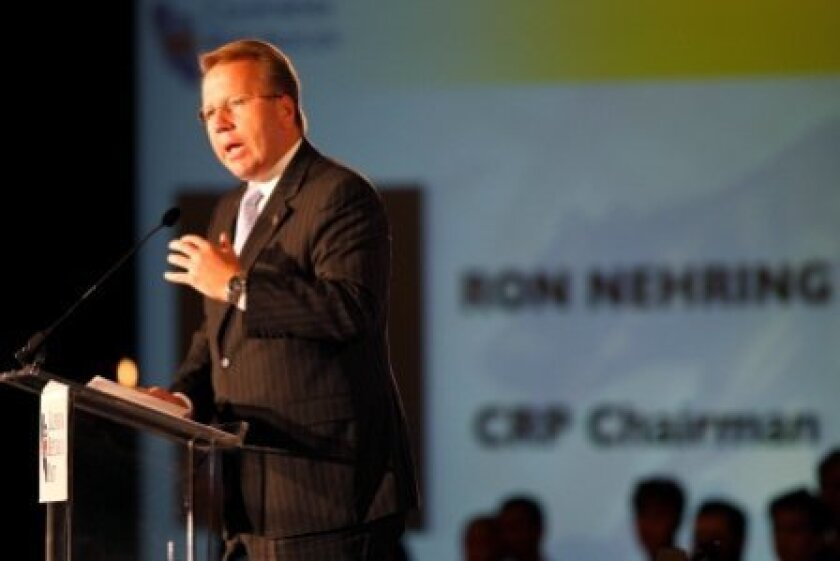 California Republican Party chairman Ron Nehring
