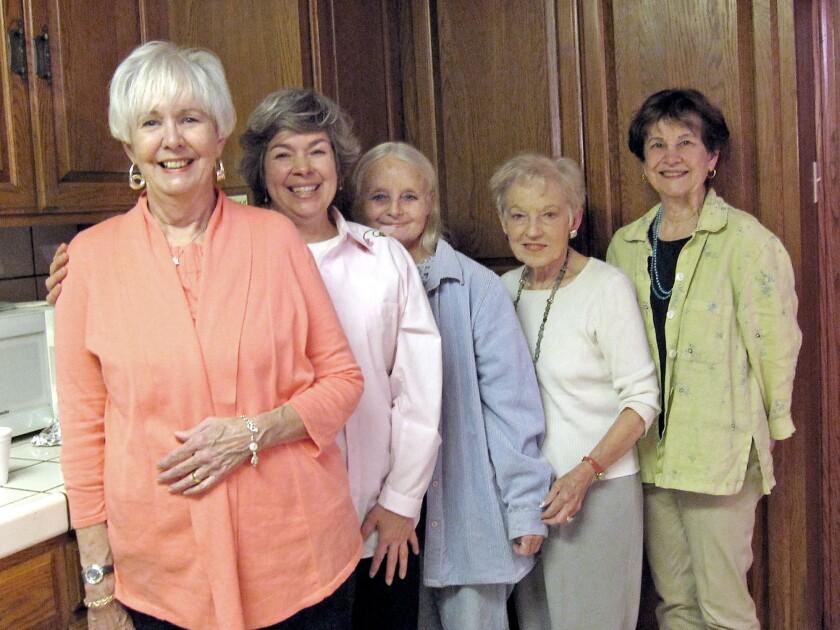 Community: Group helps women seeking education