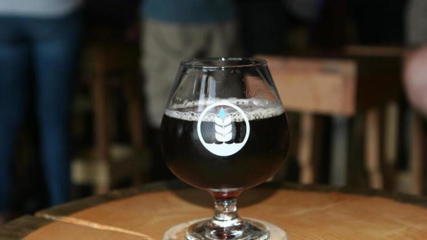 One of the newer breweries in San Diego, Pure Project Brewing, will be at the New Kids Craft Beer Festival on Nov. 10. (Liz Bowen)