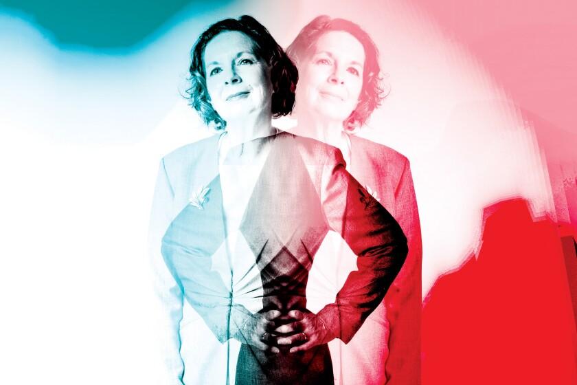 Soprano Susan Narucki, a 2020 Grammy Award nominee will perform Feb. 5 at UC San Diego's Conrad Prebys Concert Hall. The concert will feature compositions by Francis Poulenc, John Dowland, Kaija Saariaho, Karin Rehnqvist and Toshio Hosokawa.