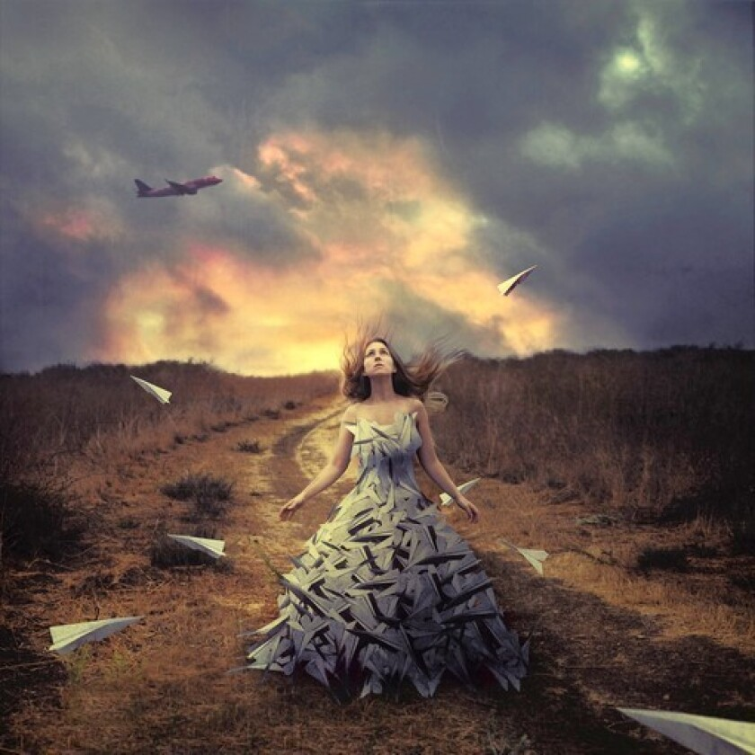 """""""Waiting to Fly,"""" by Brooke Shaden."""