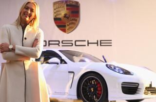 L.A. Drives: Maria Sharapova and Big Sur