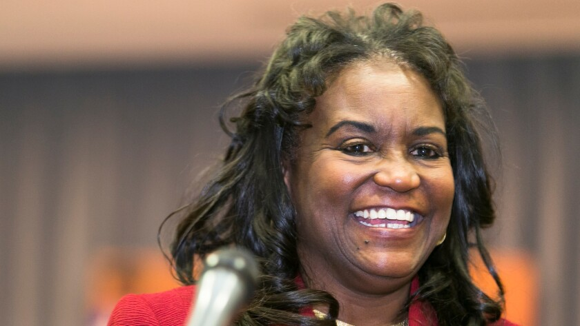 L.A. Unified Supt. Michelle King