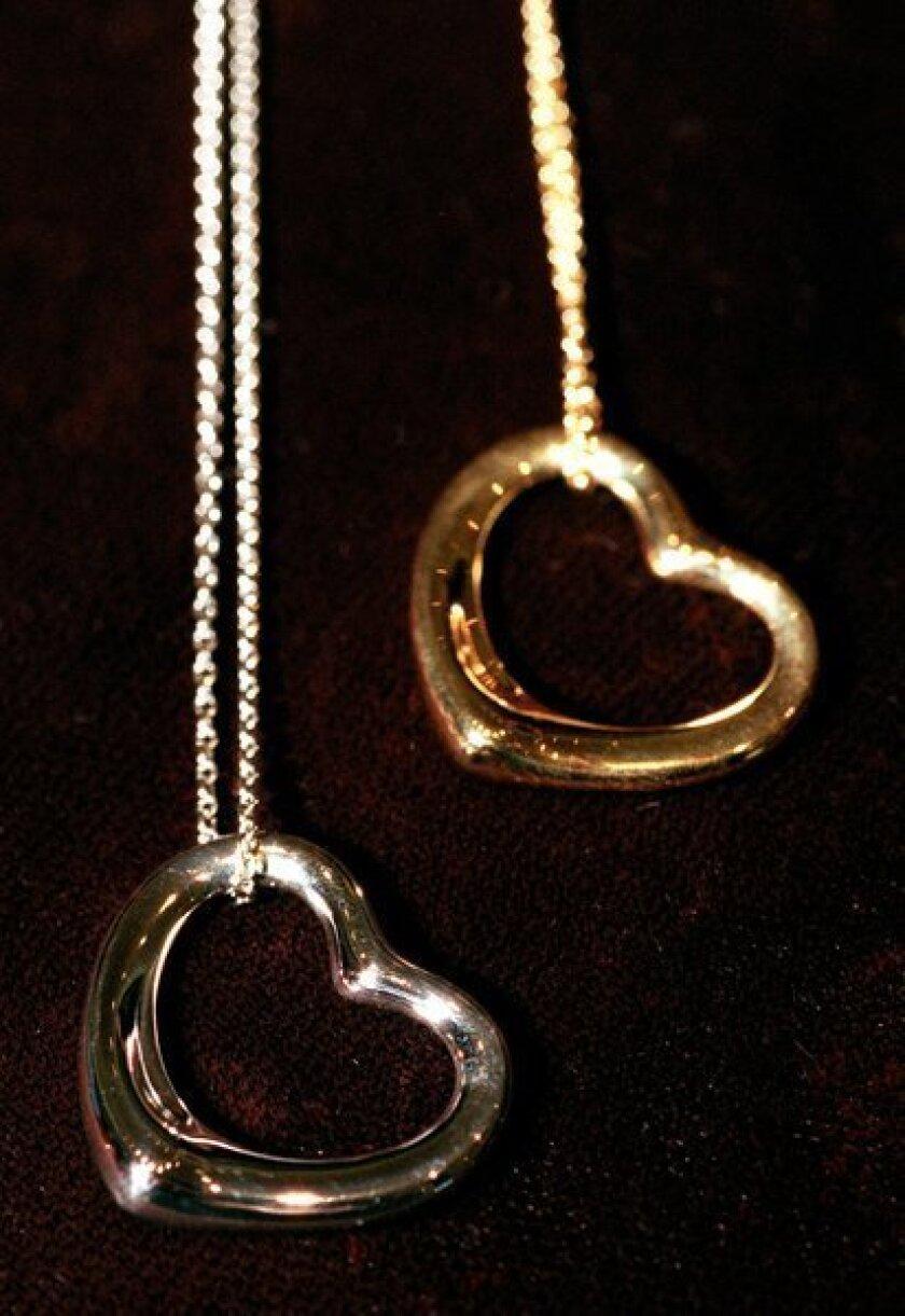 Tiffany renews agreement with jewelry designer Elsa Peretti