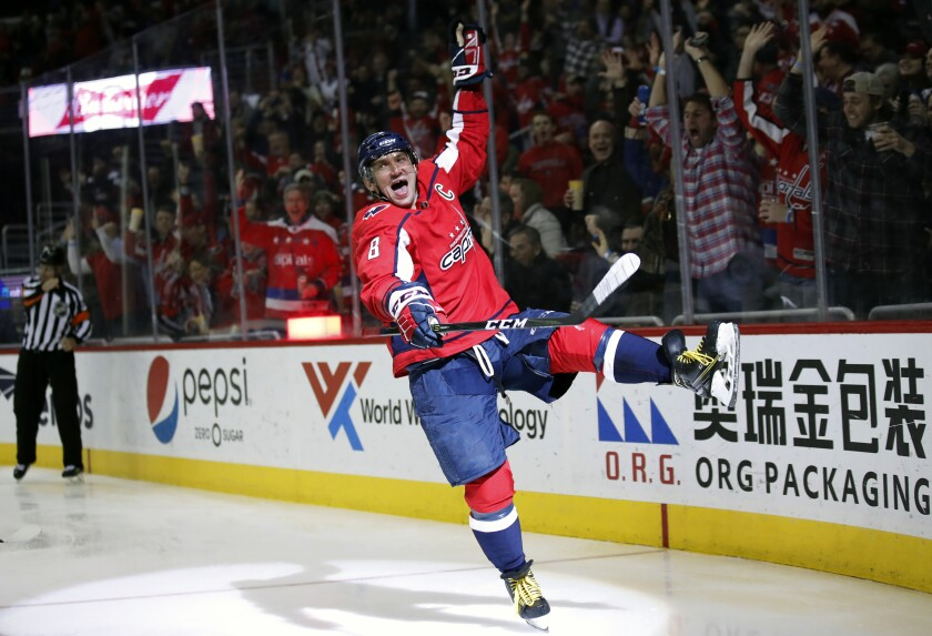 Ovechkin 700 Hockey