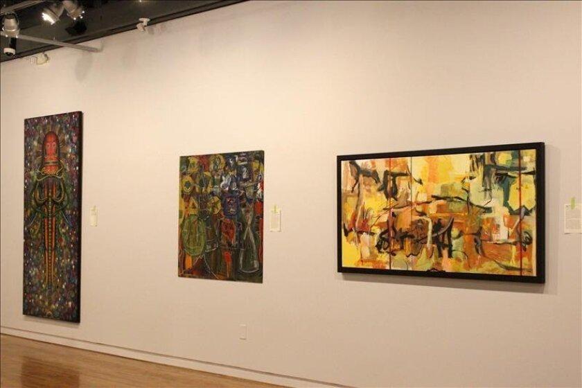 Museo Californiano Inaugura Una Muestra De Arte Chicano San Diego Union Tribune En Español