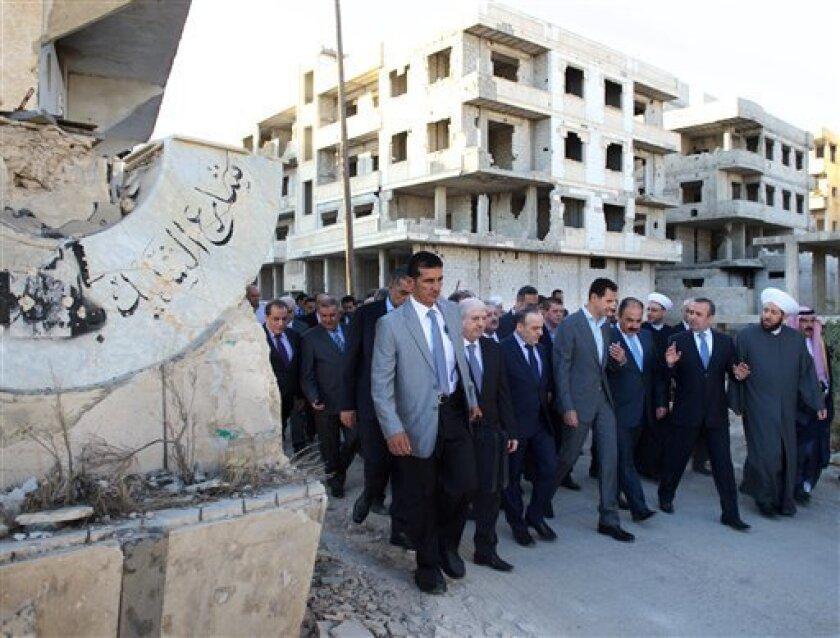 Cese el fuego aguanta en Siria pese a infracciones menores... por el momento.