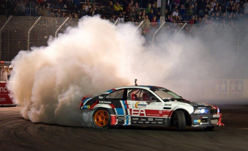 Motegi Racing Super Drift Challenge — 2014 Long Beach GP
