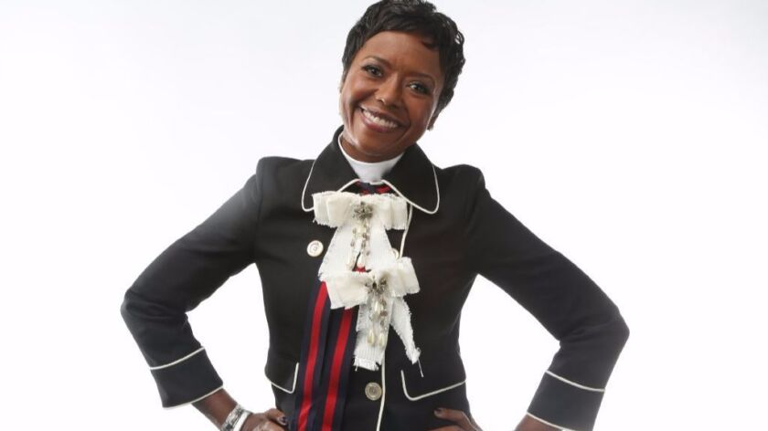 Mellody Hobson, president of Chicago-based Ariel Investments, and board chairwoman of the Lucas Museum of Narrative Art.