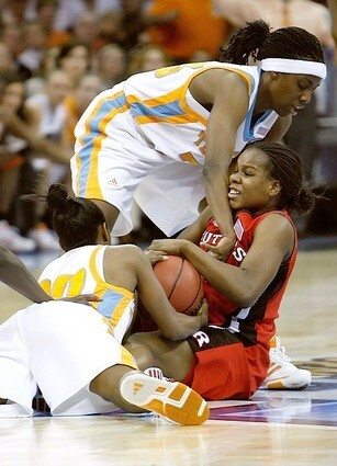 NCAA Women's Basketball Championship: Rutgers v Tennessee