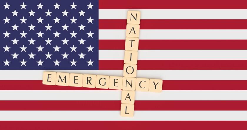 national emergency clip art