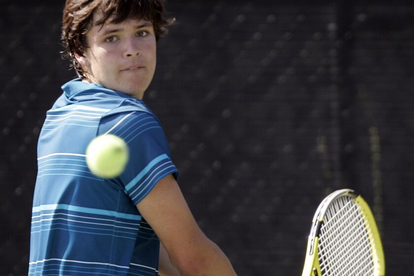 Jack Murphy has helped La Jolla Country Day win two San Diego Section Division III titles.