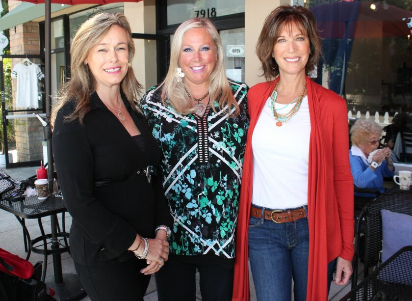 Soul Wise Coaching co-founders Cecile Ward, Kirsten Harrison-Jack and Hilary Michels Dunning are launching the 'Shelter for Shauna' fundraising initiative and hope to create similar initiatives to help women facing extreme life challenges.