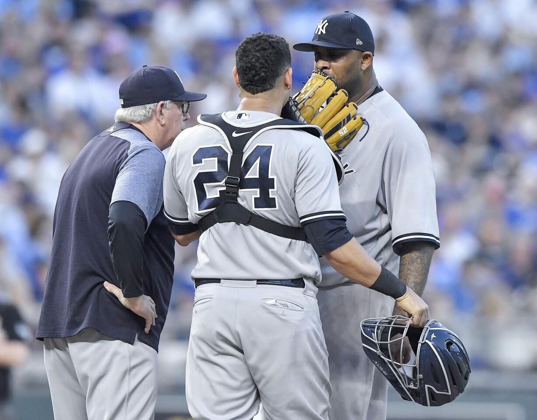 Catcher, AL: Gary Sanchez, Yankees