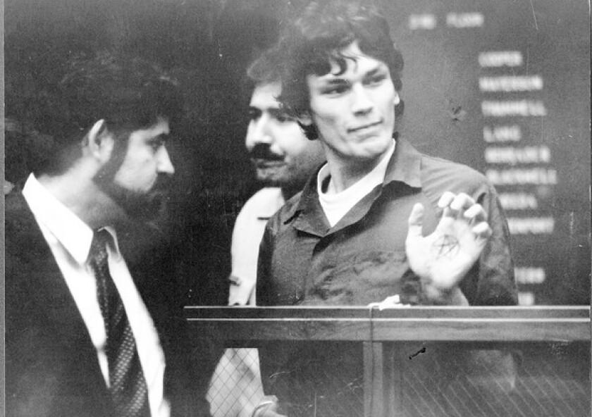 Night Stalker' Richard Ramirez dies - Los Angeles Times
