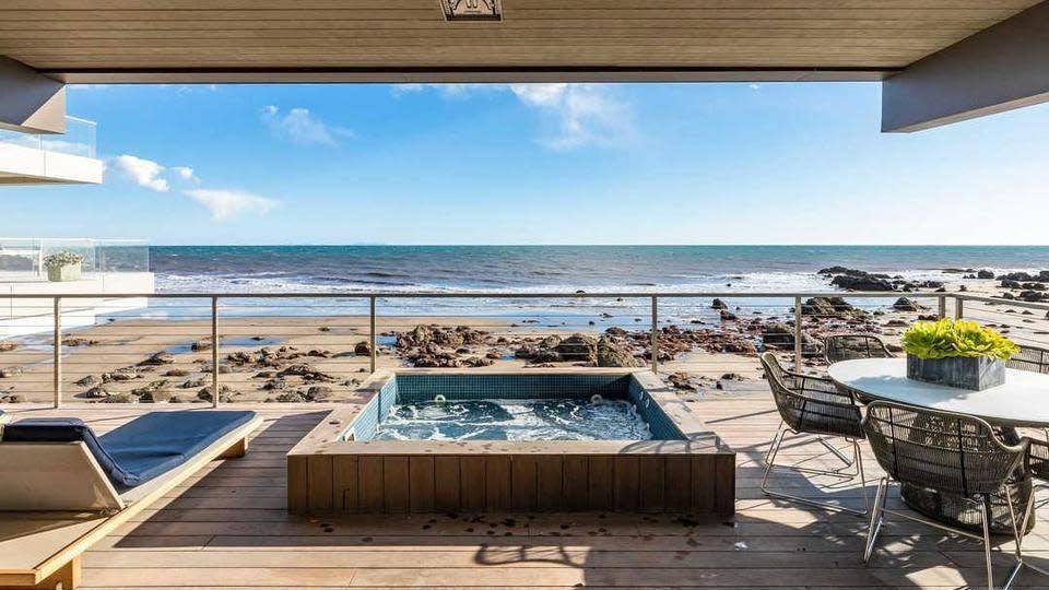 Kevin Durant's Malibu house | Hot Property